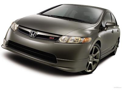 Image : Honda Civic 3D Car. Download Free PC Wallpaper