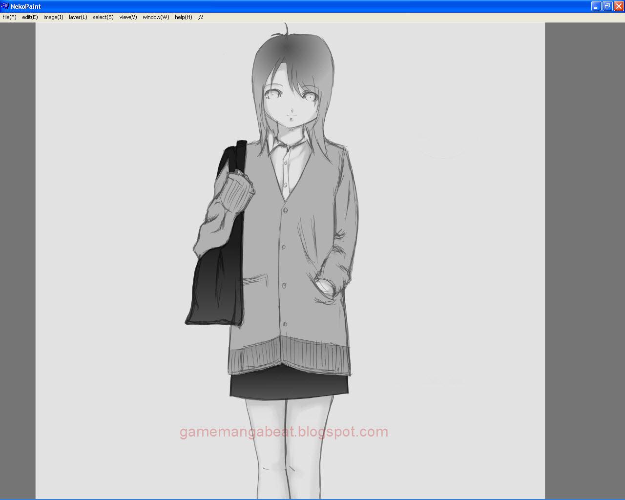 The manga journeyman how to draw manga and anime walkthrough 3