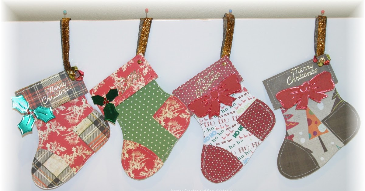Jinky 39 s crafts designs christmas stockings gift card holder for Christmas card holder craft project