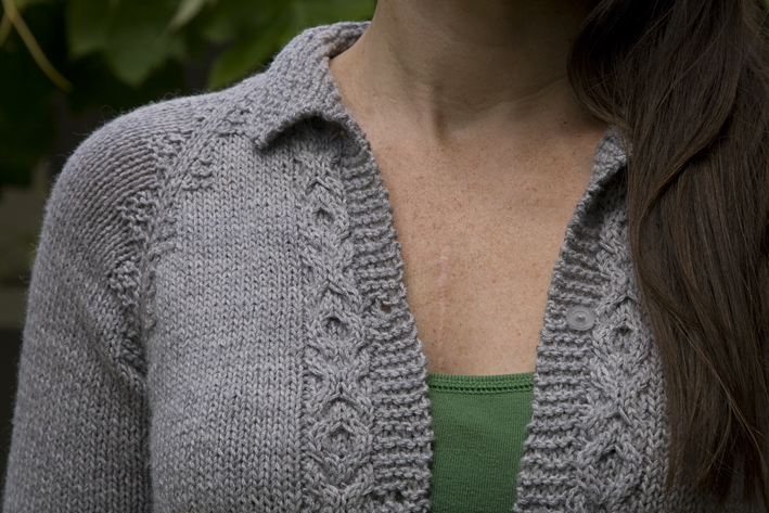 Free Raglan Sweater Knitting Pattern : Raglan Cardigan Pattern Patterns Gallery