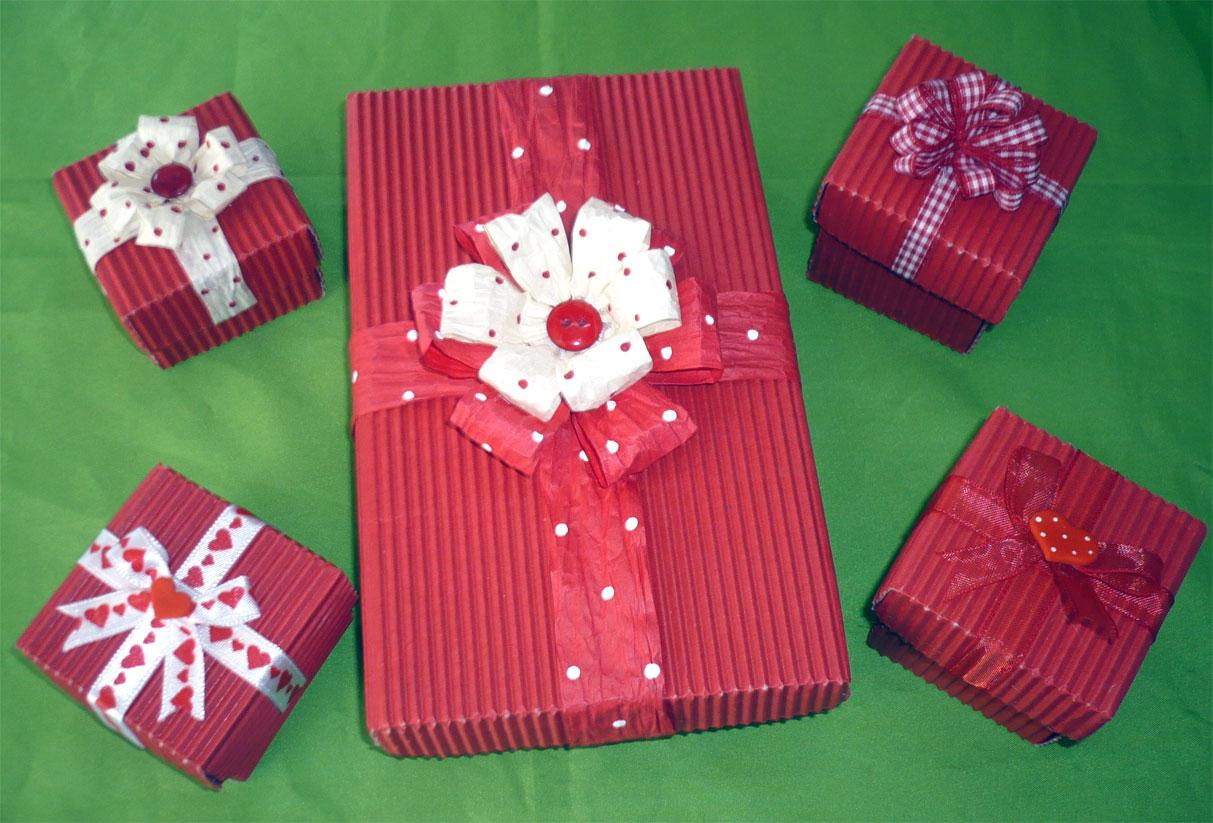 D talles lym cajas para regalo - Cajas de carton de navidad ...