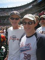 Gay baseball fans