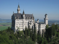 Fairy tale castle, Neuschwanstein