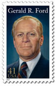38th President and ERA supporter, Gerald Ford