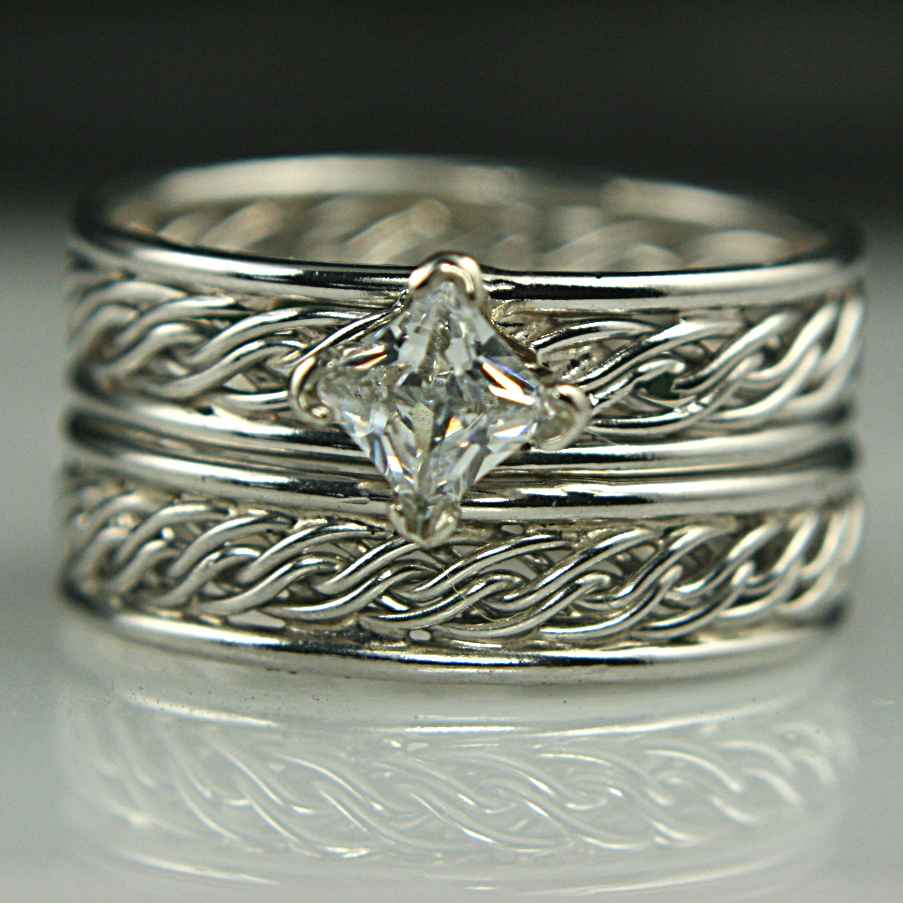 diamond rings earrings necklaces unique wedding band sets