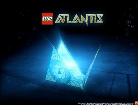 Lego: Atlantis (2010) DTTRIP MPEG - ITA