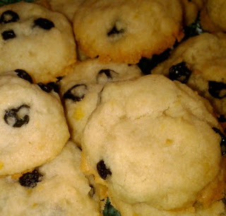 Coconut - Blueberry Kemikleri
