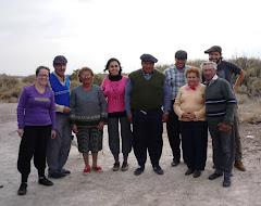 Paso Maroma, en mayo de 2009