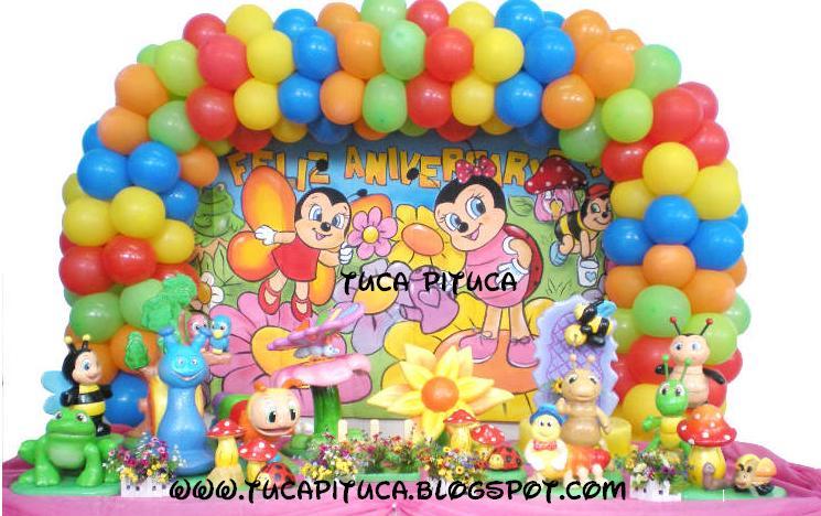 ...Tuca Pituca Kids...: Novas Decora??es