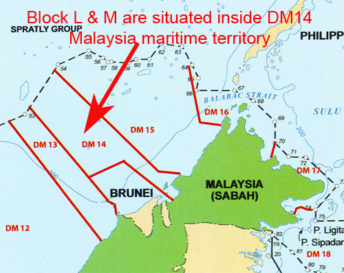 SAPP Blog Were Blocks L and M previously part of Malaysia revisited