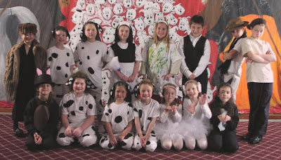 101 DALMATIANS KIDS Auditions
