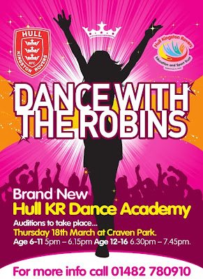 Dance Academy auditions tonight