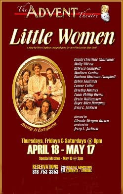Little Women Auditions