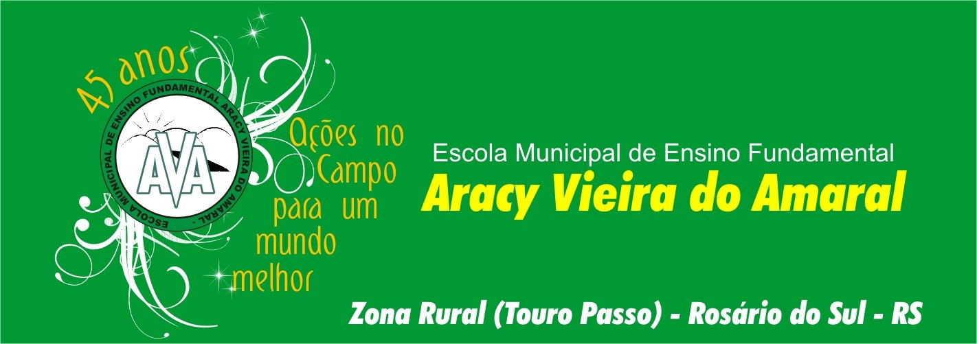 ESCOLA ARACY VIEIRA DO AMARAL