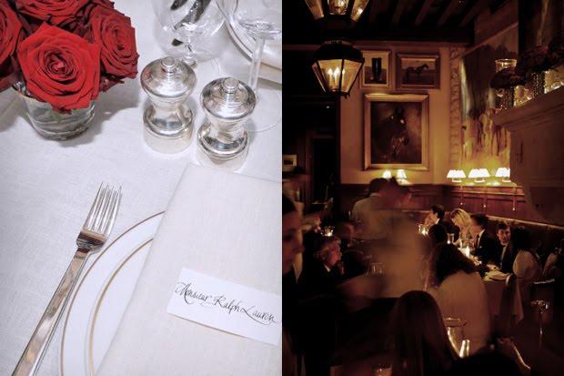 Emm pronounced edoublem ralph lauren 39 s flagship paris store images - Ralph lauren restaurant paris ...