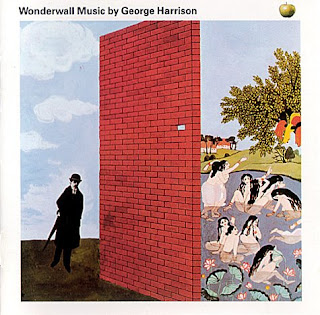 George Harrison 1968+-+Wonderwall+Music