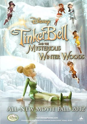 blog do pedro tinker bell and the mysterious winter woods