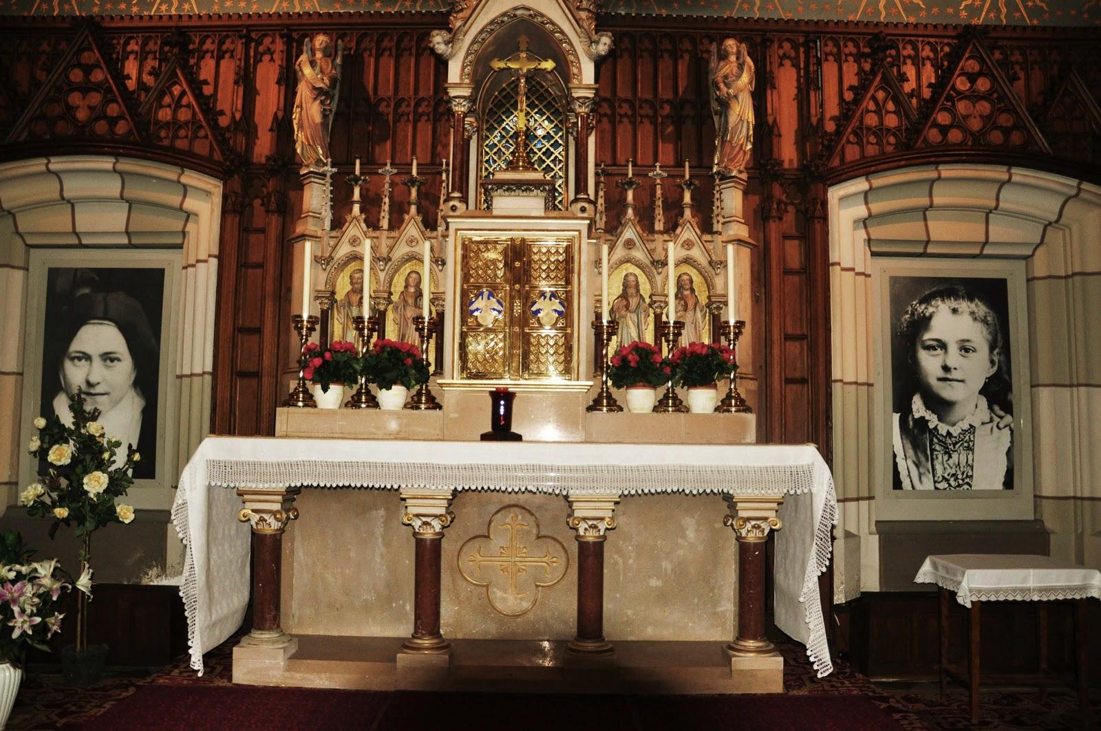 Bu trajediden sonra bu mülk carmelite rahibelerinin manastırına