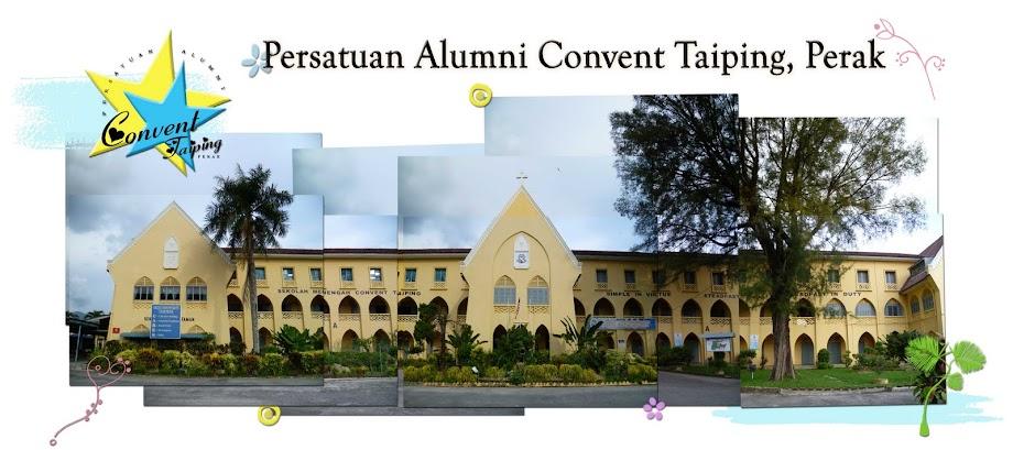 Persatuan Alumni Convent Taiping, Perak