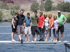 Smith Family at Lake Havasu