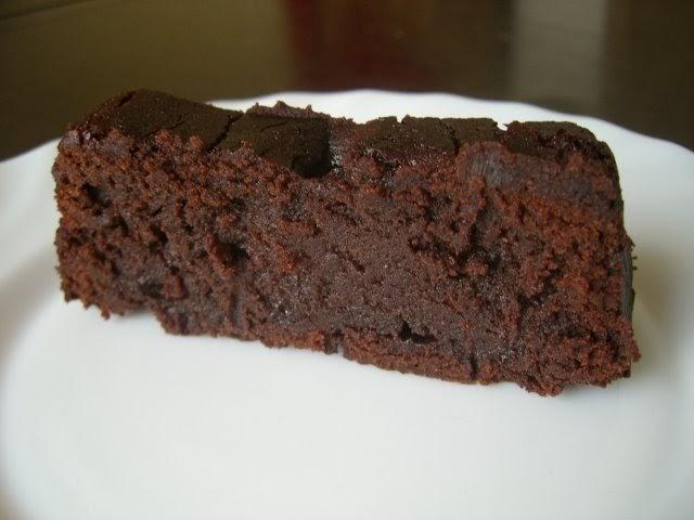 Sucrissime fondant au chocolat et aux marrons - Fondant chocolat creme de marron ...