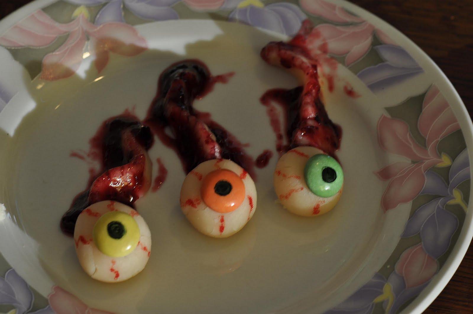 Sucrissime 10 2010 - Recette dessert halloween ...