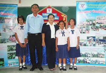 โครงงานสุขภาพช่วงชั้นที่ 2  ปี 2552