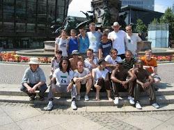I. Encontro de Capoeira Angola em Leipzig