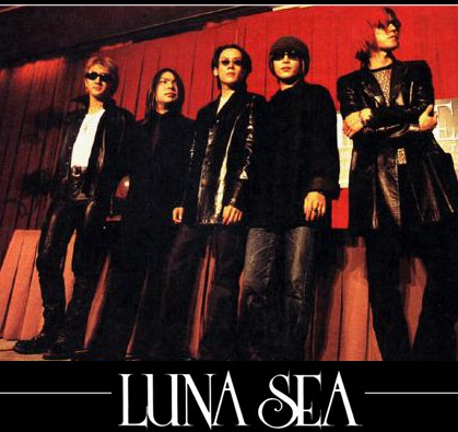 Rock band LUNA SEA announced