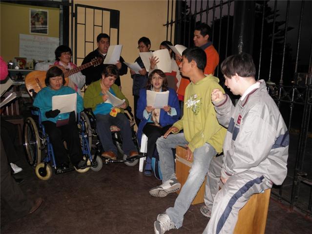 Rafael santos normand inician empadronamiento de personas for Oficina empadronamiento