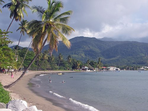 Portsmouth Beach, Dominica