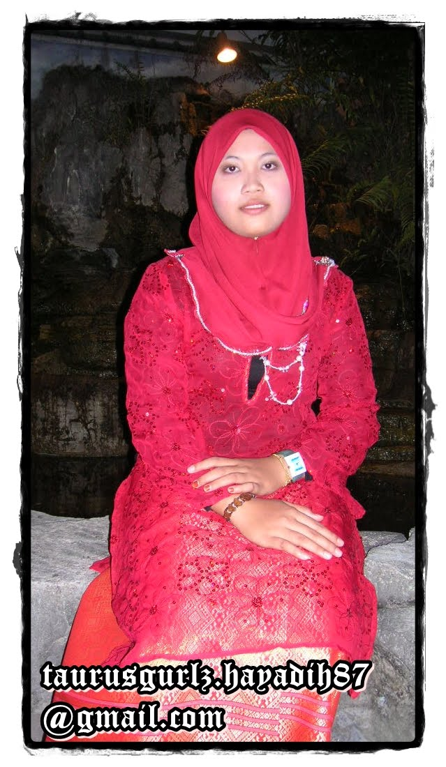 aku baju merah