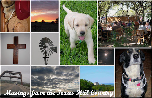 Musings from the Texas Hill Country