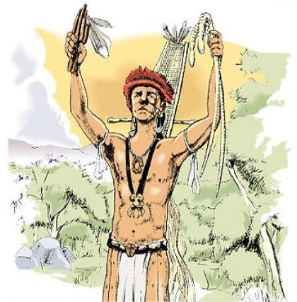 Indios Taínos Juego El Batu Wwwgenialfotocom