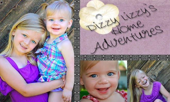 Dizzy  Lizzy's Home Adventures