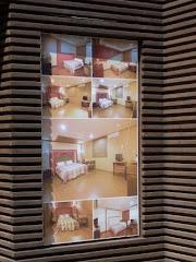 Zen Hotel menu