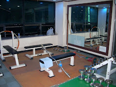 Simple Suwon gym in Gokpan