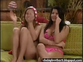 Big brother 9 strip video