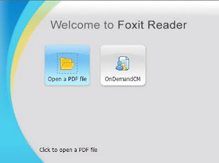 A fast way to open pdf files