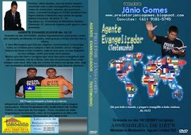 DVD - AGENTE EVANGELIZADOR.