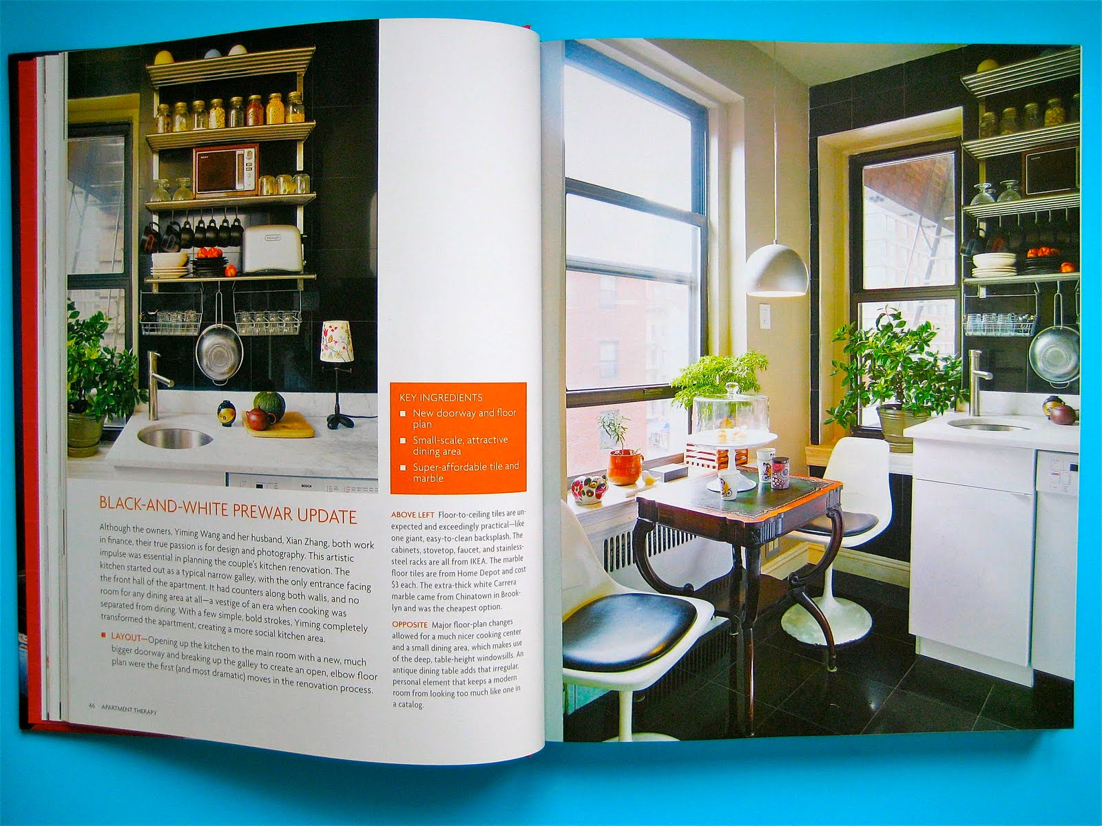 Bright.Bazaar: {Book Review: Apartment Therapys Big Book of Small ...