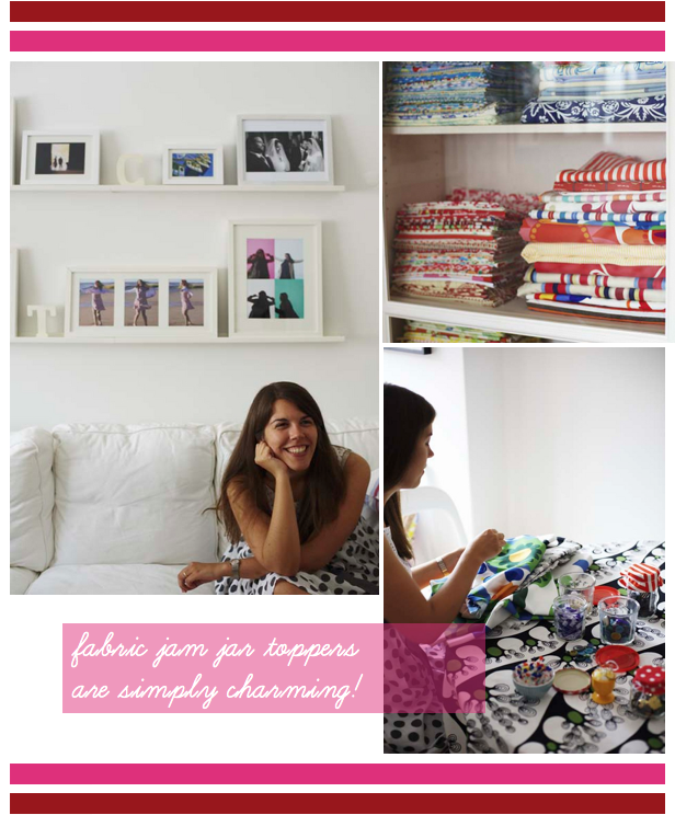 Incredible Design Ideas For Self Confessed Introverts: Home Tour: The Fabric Of Home