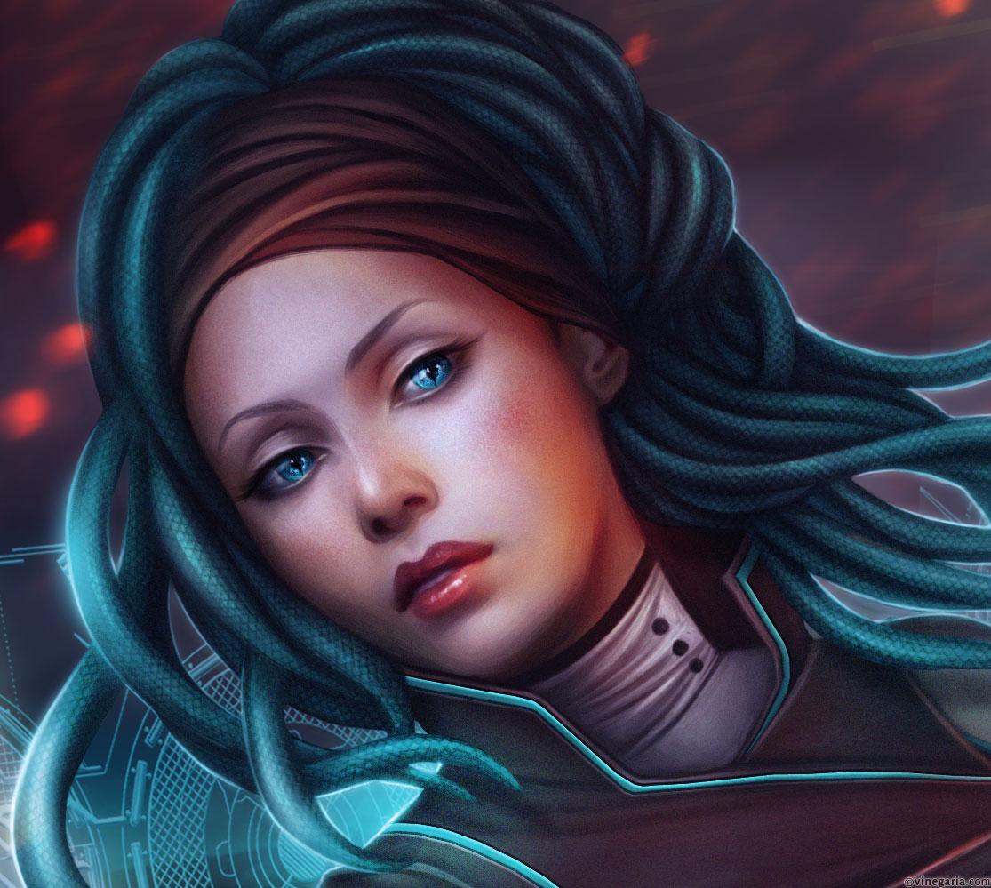 vinegaria: Medusa