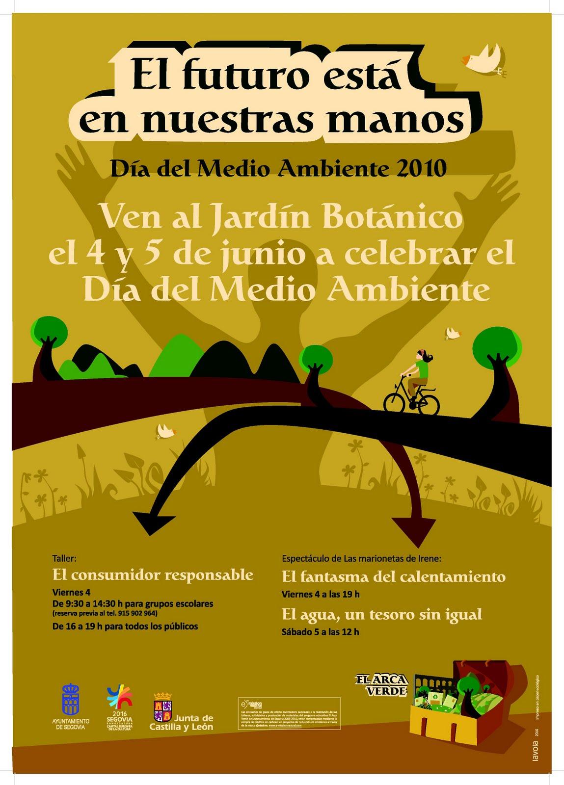 El Arca Verde: Día del Medio ambiente 2010