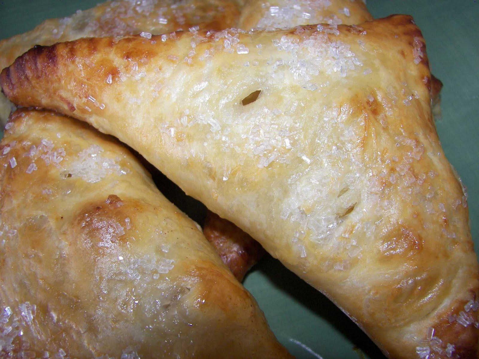 Apple Pie Turnovers Recipe — Dishmaps