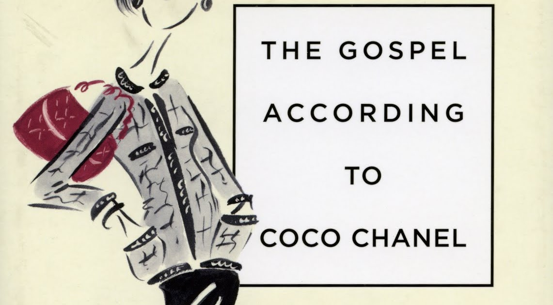 Fashion is My Muse: Book Review: The Gospel According to ...