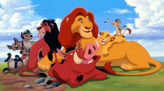 feminist disney  the lion king  was it just good  or