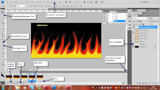 Fire ... How To Design Fire Animation Animation2