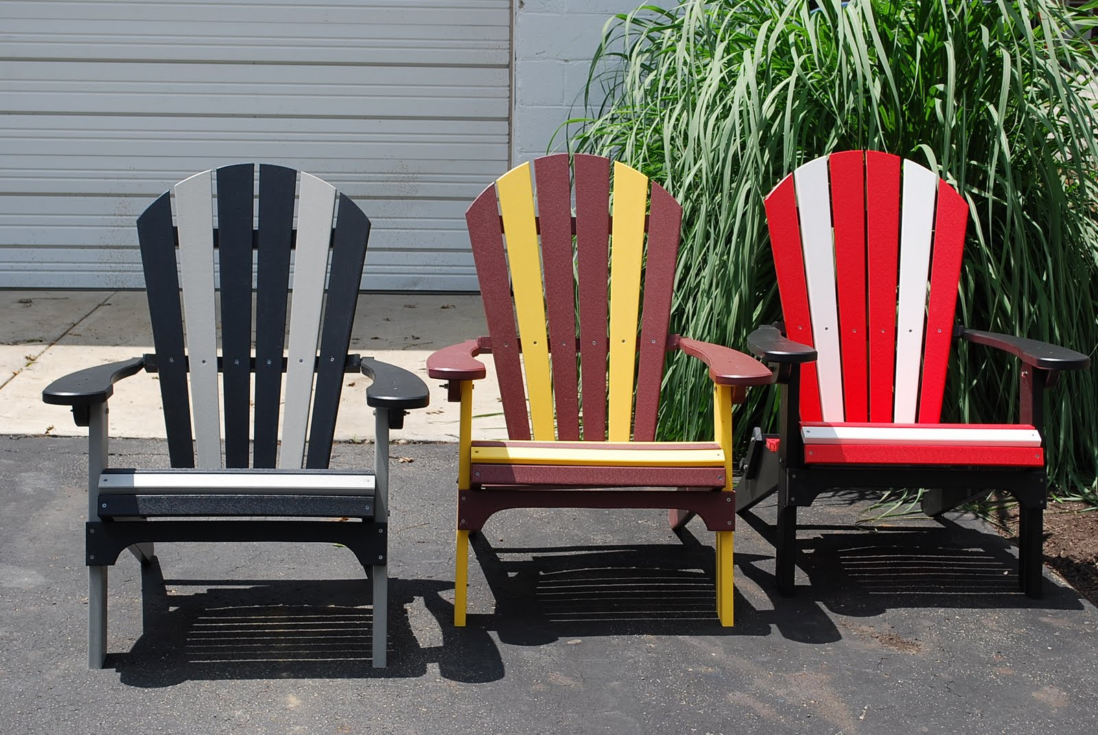 Now available for the first time westerville schools adirondack chairs our outdoor furniture provider has agreed to make these chairs available in the