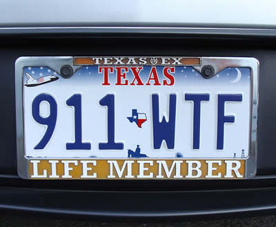 27 Cool and Clever License Plates (27) 12